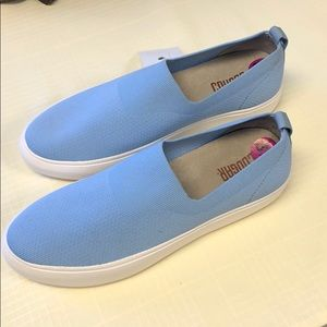 3/$25 Blue Slip-On Shoes